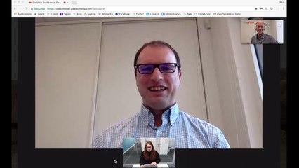 Séminaire en ligne de présentation du nouveau portail de visioconférence