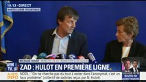 """Hulot sur NDDL: """"Ne confondons pas écologie et anarchie"""""""