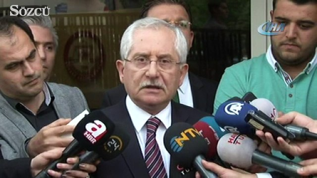 YSK Başkanı'ndan İYİ Parti açıklaması