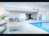 Espagne : Top des maisons modernes – Constructions Propriétés et villas modernes en bord de mer - Paysages grandioses