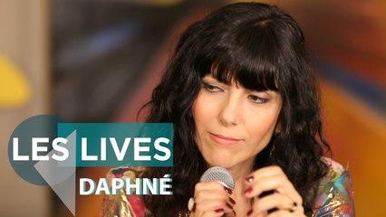 Daphné - Live & Interview