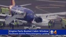 Southwest Airlines Flight Makes Emergency Landing At Philadelphia International Airport