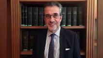 Pascal Gastineau, juge d'instruction