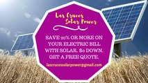 Affordable Solar Energy Las Cruces - Las Cruces Solar Energy Costs