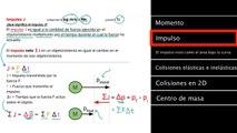 AP Física 1 repaso de momento e impulso | Física | Khan Academy en Español