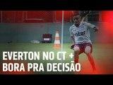 EVERTON NO CT + BORA PRA DECISÃO | SPFCTV