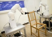 Singapore Researchers Develop Ikea Furniture-Building Robots