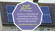 Affordable Solar Energy Roswell - Roswell Solar Energy Costs