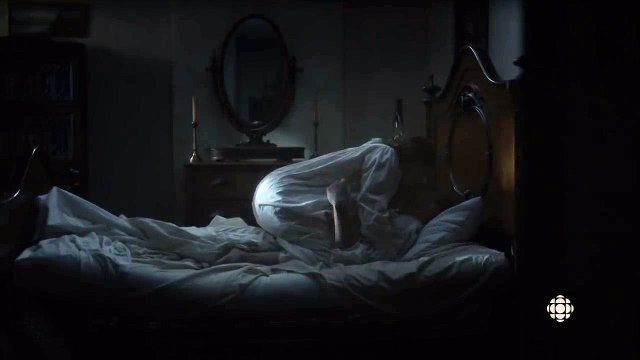 Edward Holcroft _Dr. Jordan _ Grace (fantasy kiss scene _ bedroom) #1 - Alias Grace (TV Series)