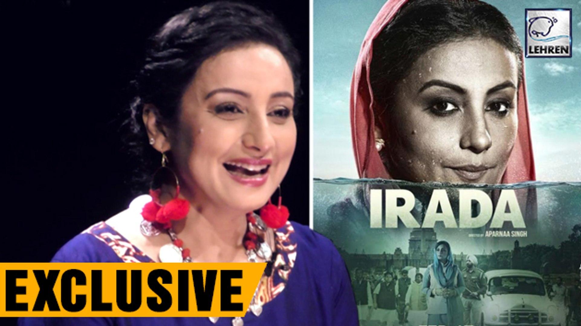 National Award Winner Divya Dutta Talks About 'Irada' | Exclusive Interview