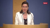 Retraites : « Il ne s'agit pas de réformer pour réduire les droits », veut rassurer Agnès Buzyn