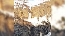 Impressionnante avalanche à Val-des-Près près de Briançon hier soir : les images
