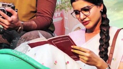 Mahanati Savitri Movie Stills | Mahanati Latest Posters | Samantha | Keerthi Suresh