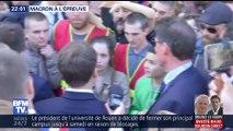 Emmanuel Macron à l'épreuve
