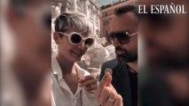 Laura Escanes y Risto Mejide, de escapada romántica