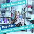 Cécile Muschotti - Députée du Var