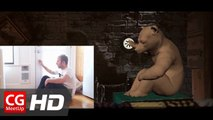"CGI 3D Breakdown HD ""Paddington Bear Animation Breakdown"" by Jordi Girones 