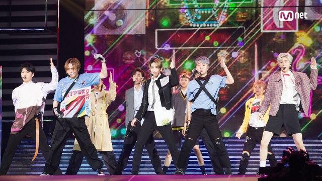 KCON 2018 JAPAN×M COUNTDOWN 펜타곤(PENTAGON) _ INTRO + 빛나리(Shine)