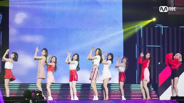 KCON 2018 JAPAN×M COUNTDOWN 트와이스(TWICE) _ INTRO + What is Love?