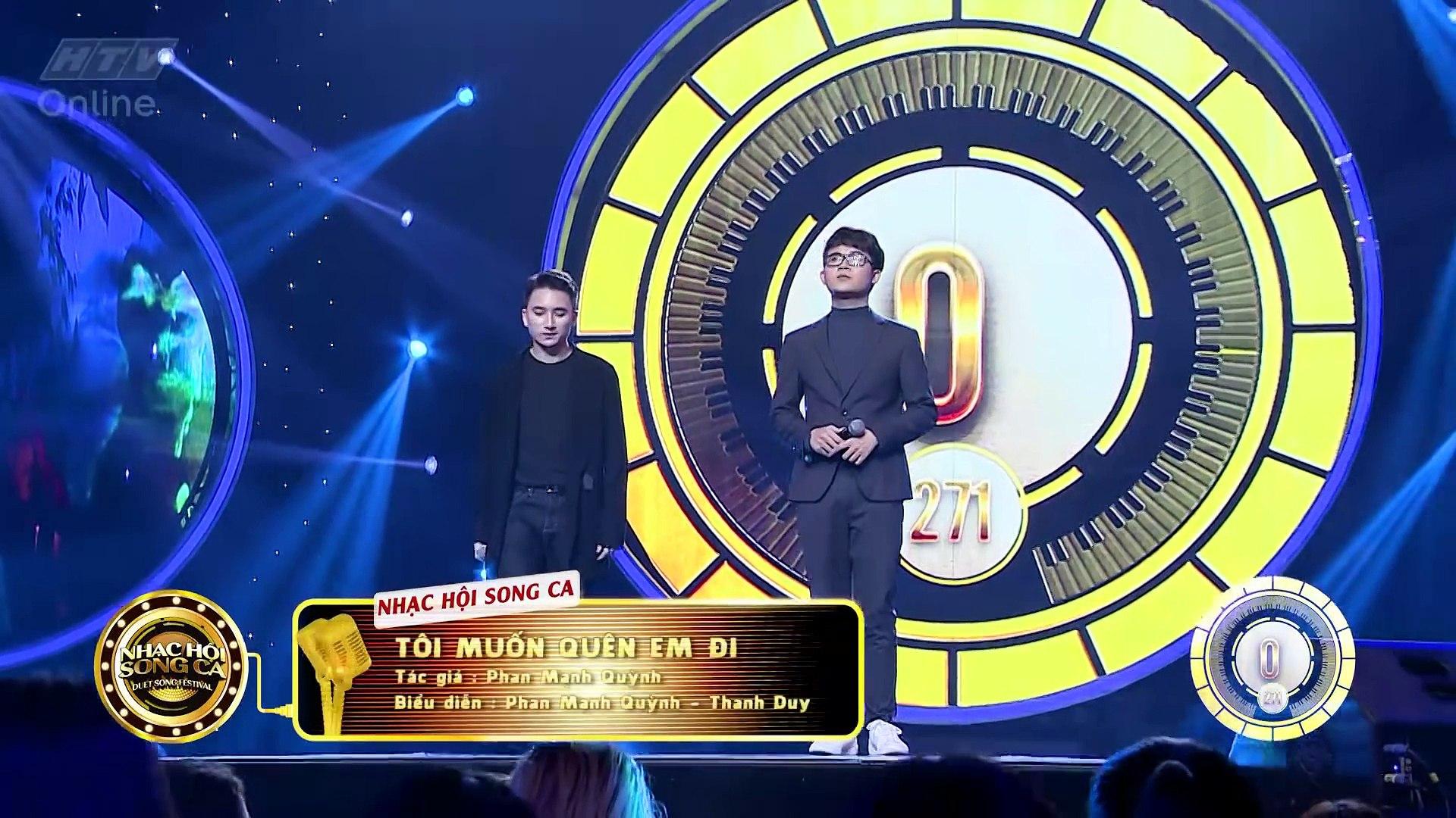 HTV NHẠC HỘI SONG CA MÙA 2 Tập 1 -15-04-2018-Phần 2- Hoàng tử lai Kim Samuel -gây sốt- tập mở màn