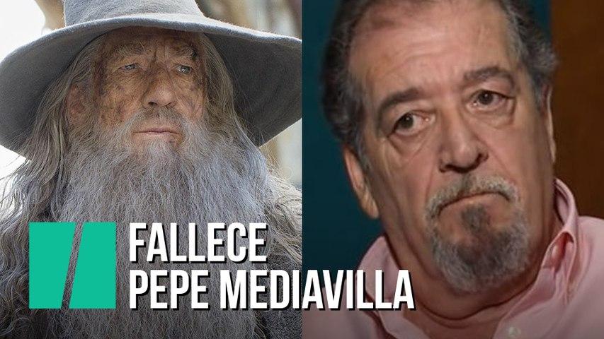 Fallece Pepe Mediavilla