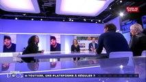 """Pour Ludovic Torbey, de la chaîne YouTube """"Osons Causer"""",  les réseaux sociaux sont un grand espace de liberté #UMED"""