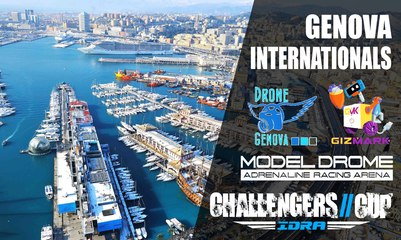 Genova Internationals   Promo Video   IDRA 2018 Challengers Cup