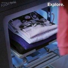 Foldimate, une machine qui plie le linge à votre place