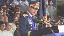 Oscar Albayalde, jefe de la Policía Nacional de Filipinas