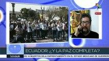 Medina:Colombia debe decidir cuál sería el país para continuar diálogo