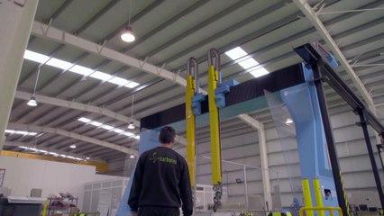 Fabricación del Hyperloop en España
