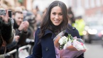 Meghan Markle's Potential Flower Arrangements For Her Wedding