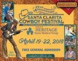 [LIVE] SANTA CLARITA COWBOY FESTIVAL 2018 at Santa Clarita, CA, US - 2018 HD