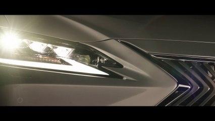 2019 Lexus ES Teaser Clip