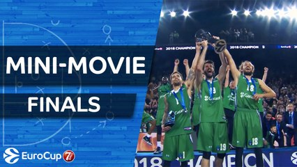 7DAYS EuroCup Finals Mini-Movie