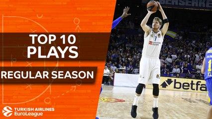 Top 10 Plays of the Regular Season