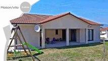 A vendre - Maison/villa - SALAISE SUR SANNE (38150) - 6 pièces - 118m²