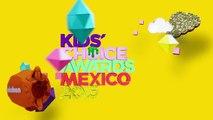 Mario Bautista en los KCA México - Kids' Choice Awards México 2015 - Mundonick Latinoamérica