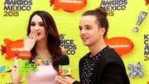 Dulce María en los KCA México - Kids' Choice Awards México 2015 - Mundonick Latinoamérica