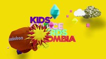 Juanes - Kids' Choice Awards Colombia 2015 - Mundonick Latinoamérica