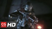 """CGI Free Download """"Unreal Engine 4 Infiltrator Real-Time Demo"""" by Epic Games 