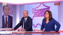 Best of Territoires d'Infos - Invité politique : Olivier Dussopt (23/04/18)