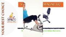 Stamina 1350 Magnetic Resistance Recumbent Bike Review
