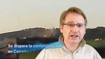 Asturias medio ambiente: Se disparan los niveles de contaminación en Gijón y Carreño