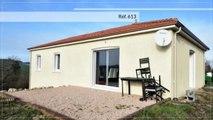 A vendre - Maison/villa - Gannat (03800) - 5 pièces - 96m²