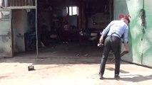 Ardahan-Hurda Malzemeyle Torna Makinası İcat Etti, Atölye Kurdu