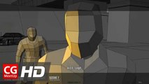 CGI Cinematics HD: The Crew – The Storybord/ Previs by Puppetworks Studios
