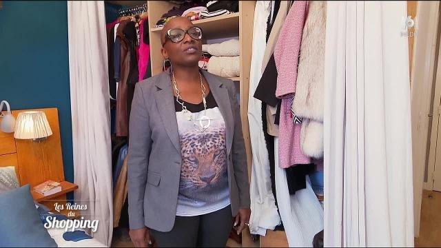 Les reines du shopping : Dominique Magloire évoque avec émotion sa perte de poids