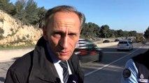 L'interview de Jean-Marc Senateur, sous-préfet de l'arrondissement d'Istres.