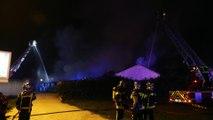 Avignon : intervention des pompiers après l'incendie du Bokao's